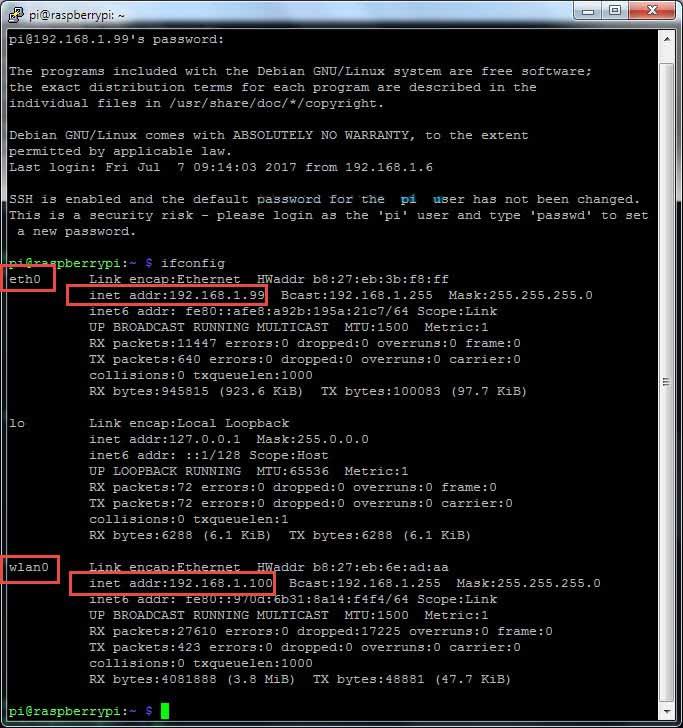 IP استاتیک